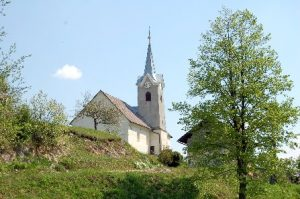 Cerkev sv. Mohorja